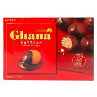 Lotte Ghana Chocolat Chou Chocolate Biscuits