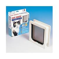Lockable Flap with Liner White