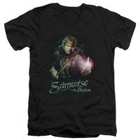 Lord Of The Rings - Samwise The Brave V-Neck