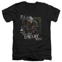 Lord Of The Rings - The Best Dwarf V-Neck