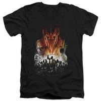 Lord Of The Rings - Evil Rising V-Neck