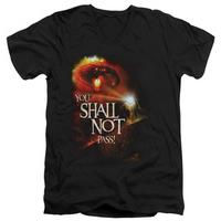 Lord Of The Rings - You Shall Not Pass V-Neck