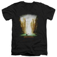 Lord Of The Rings - Kings Of Old V-Neck