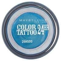 Maybelline Color Tattoo 24Hr Eyeshadow 20 Turquoise Forever, Blue