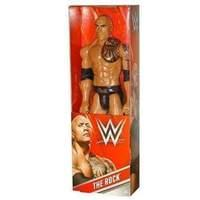 Mattel Wwe Wrestiling Action Figure (30cm) - The Rock (djj18)