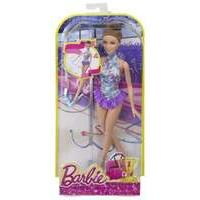 Mattel Barbie Doll Careers - Gymnastics Doll - Brunet (dkj18)