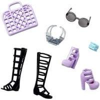 Mattel Barbie - Fashionistas Shoes and Accessories Pack 1 (dhc53)