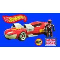 Mattel Hot Wheels FGL45-Marvel Spiderman Mega Car Starter