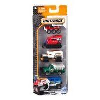 Matchbox Hero City 5 Car Pack Assortment