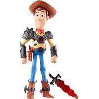 Mattel Disney Pixar Toy Story - Battle Armor Woody Figure (dnh39)