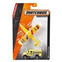 Matchbox On A Mission - Heroic Rescue Plane and Car Set (random) (chb92)