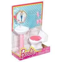 Mattel Barbie - Furniture - Dream Bathroom (dtj69)