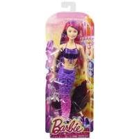 Mattel Barbie Doll Mermaid - Candy Fashion - Pink Hair Purple Body (dhm48)