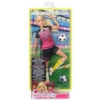 Mattel Barbie Doll - Made To Move - Soccer Player (dvf69)