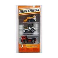 Matchbox On A Mission 3 Pack