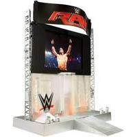 Mattel Wwe Electronic Ultimate Entrance Stage Playset