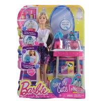 Mattel Barbie Barbie Colour Me Cute Set