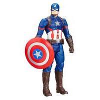 Marvel Captain America Titan Hero Figure