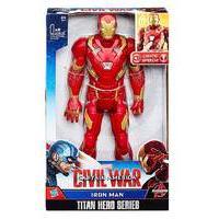 Marvel Iron Man Titan Hero Figure