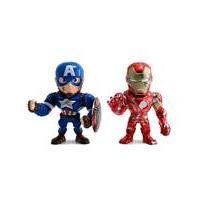Marvel Civil War 4 Inch Iron Man