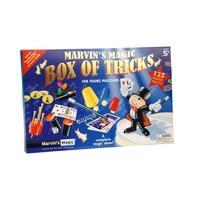Marvin\'s Magic Box of 125 Tricks