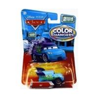 Mattel Disney Cars - Colour Changers DJ