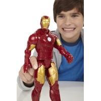 Marvel Iron Man 3 Titan Hero Series Iron Man, 12 inch