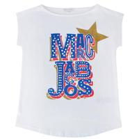 MARC JACOBS Child Girls Logo T Shirt