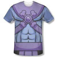 Masters of the Universe - Skeletor Costume Tee