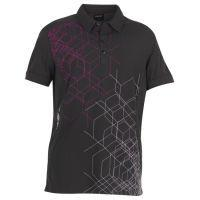Marvin Ventil8 Shirt Gunmetal/White/Grape