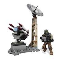 Mega Bloks Call Of Duty - Collector Construction Sets Rocket Turret (cng74)