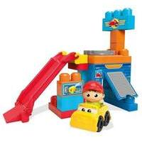 Mega Bloks First Builders - Spinning Garage (dkx87)
