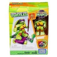 Mega Bloks - Teenage Mutant Ninja Turtles Half Shell Heroes - Donnie Skateboard (dmw40)