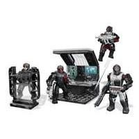 Mega Bloks Call Of Duty Collector Construction Set Of 4 - Atlas Troopers (cnc68)