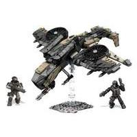 Mega Bloks Call Of Duty Collector Construction Set - Wraith Attack Flying Vehicle (dkx54)