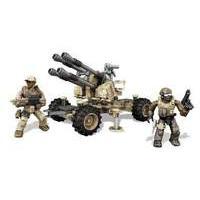 Mega Bloks Call Of Duty - Collector Series Anti-aircraft Vehicle (dkx53)