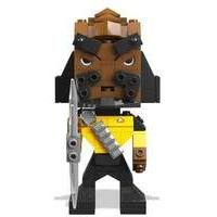 Mega Bloks Kubros Star Trek Worf Building Set