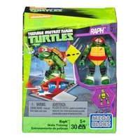 Mega Bloks - Teenage Mutant Ninja Turtles Figure With Accessories - Raph & Skate Training (dmx32)