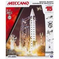 Meccano Adventure Space Quest Model Set (15-Piece)