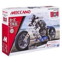 Meccano 5 Model Set Motorcycle