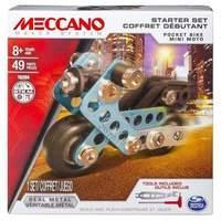 Meccano Starter Set (Styles may vary)