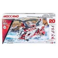 Meccano 20 Model Set Helicopter Building Set (6028598)