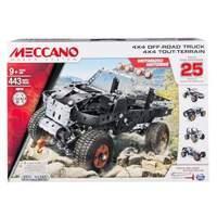 Meccano 25 Model Set Truck Building Set (6028599)