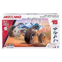 Meccano Off-Road Rally 15 Models