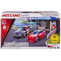 Meccano Junior Police Station Chase