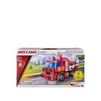 Meccano Rescue Fire Truck