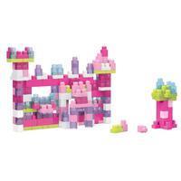 Mega Bloks First Builders 200 Pieces Pink Build Imagination