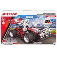 Meccano Build and Play Autocross RC - Damaged