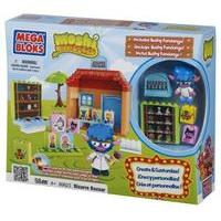 Mega Bloks Moshi Monsters Buildable Bizarre Bazaar