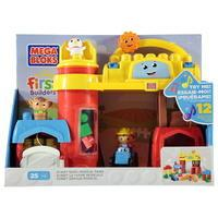 Mega Bloks First Builder Musical Farm